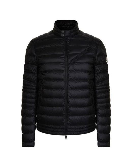 Moncler Black Royat Jacket for men