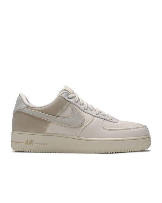 Nike Brown Air Force 1 '07 Premium 3 Pale Ivory/ Light Cream-desert Ore-sail for men