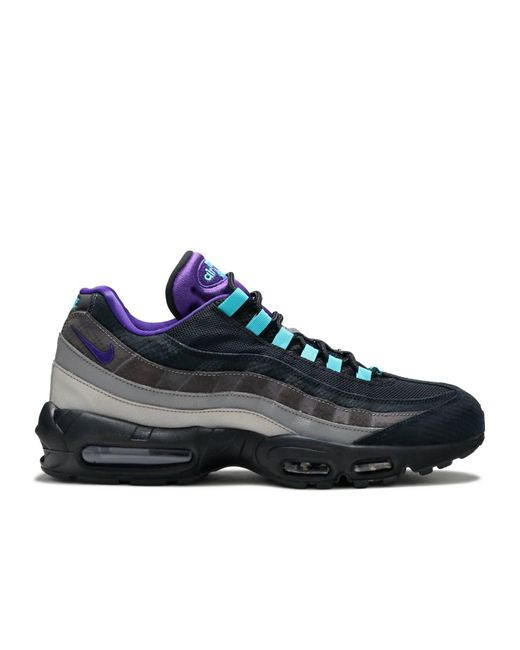 Nike Black Air Max 95 Lv8 Trainers for men