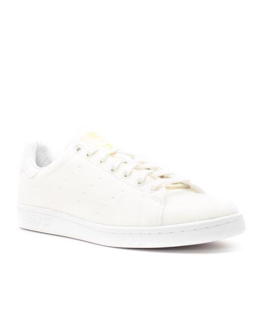buy online 9316f 1db69 Men's White Pw Stan Smith Tns