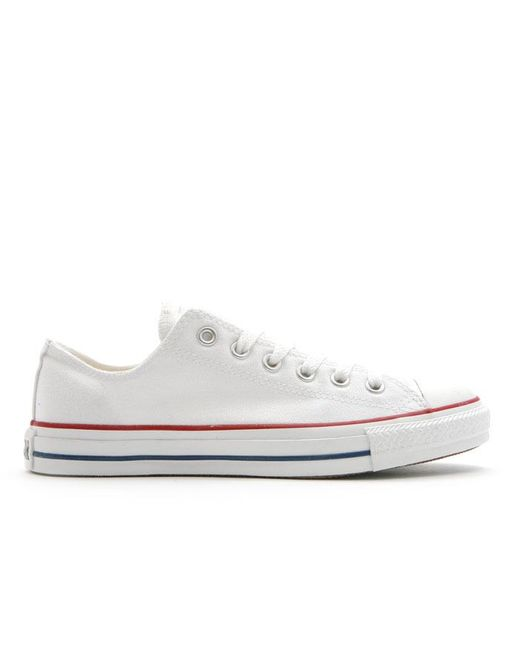 2converse all star ox canvas