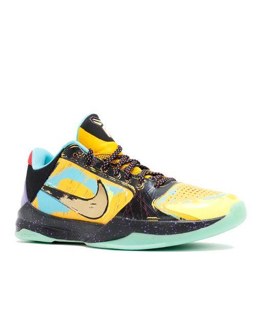 Nike Zoom Kobe 5 \u0027prelude\u0027 Shoes , Size 11.5 for Men , Save