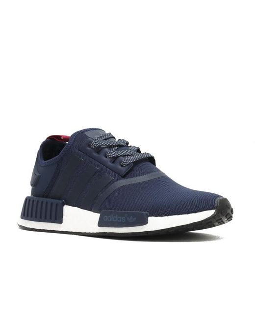 the latest 5af4a eac76 Women's Blue Nmd R1 W