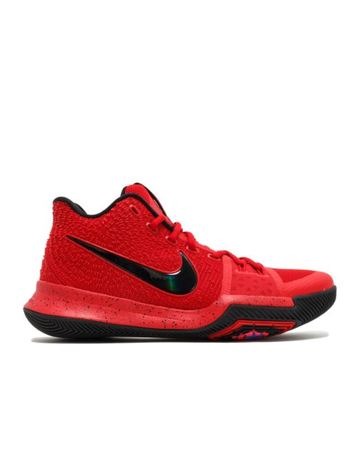 Nike Kyrie 3 'candy Apple' - Size 10 in