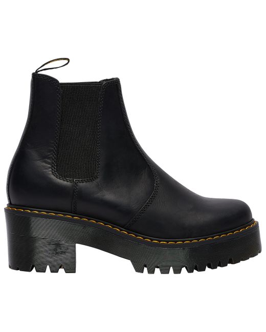 Dr. Martens Leather Rometty Sanguine in