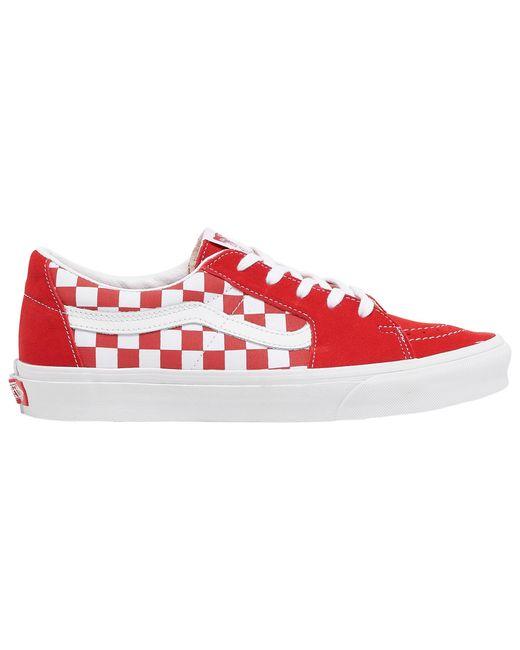 Vans Red Sk8 Low - Shoes for men