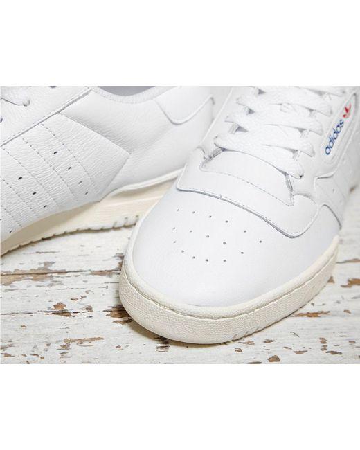 9013a5b1732c9 ... Adidas Originals - White Powerphase for Men - Lyst ...