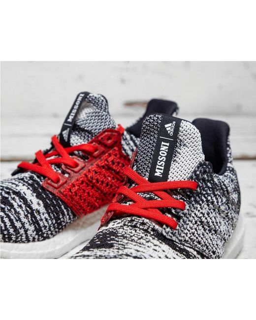 c47a19862 adidas X Missoni Ultra Boost Clima in Black for Men - Lyst