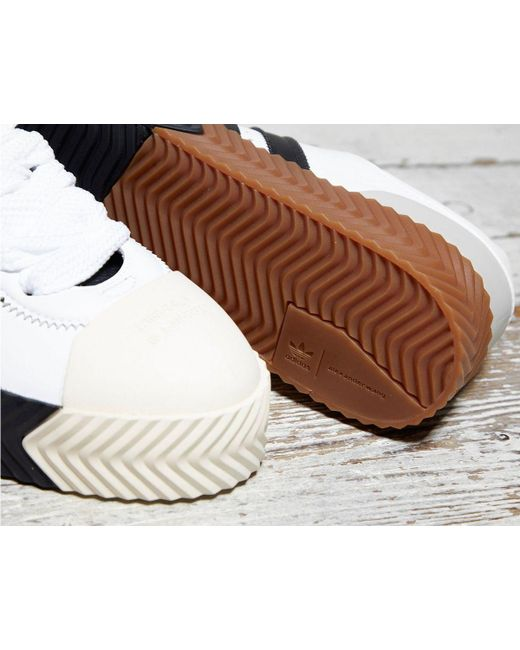 outlet store 1e52f 09254 ... Adidas Originals - White By Alexander Wang Skate Super for Men - Lyst  ...
