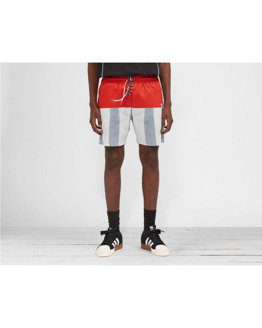 3079991feb2ab5 Adidas Originals - Multicolor By Alexander Wang Photocopy Shorts for Men -  Lyst ...