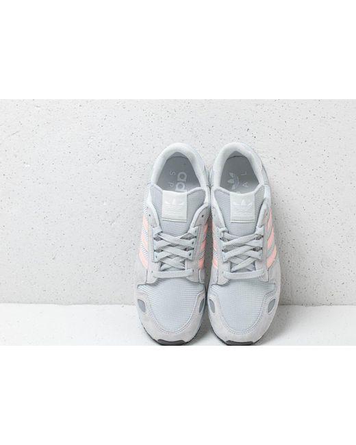 online store 76251 a5c09 Men's Gray Zx 452 Spzl Shoes