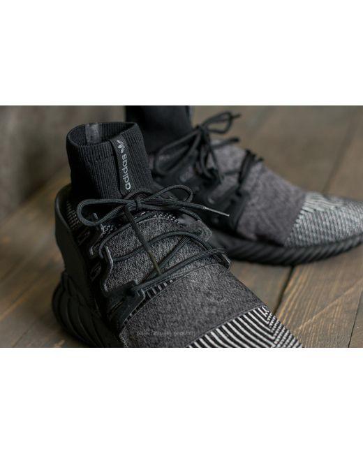 Adidas Tubular Doom Primeknit GID Shoes Black adidas MLT