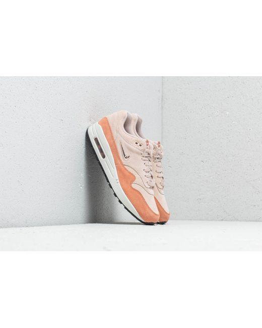 size 40 72990 17fea Nike - W Air Max 1 Premium Sc Guava Ice  Metallic Bronze - Lyst ...