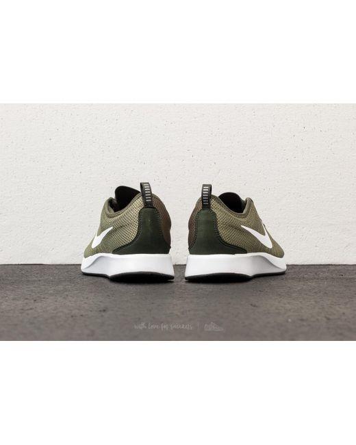 Nike Dualtone Racer Cargo Khaki/ White-Sequoia