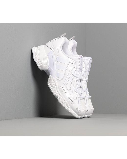 adidas Originals Adidas EQT Gazelle W Ftw White/ Ftw White/ Ftw White de mujer de color blanco