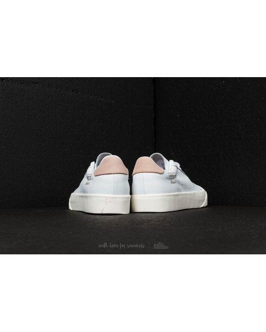 cheap for discount 387cf 0fcb9 ... Adidas Originals - Adidas Everyn W Ftw White Ftw White Ash Pearl -  Lyst ...