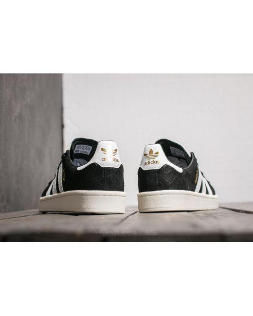 adidas Adidas Campus W Core / Ftw White/ Gold Metallic jS0n6AkSQ7