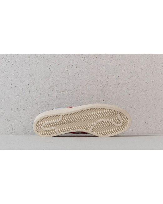 adidas Superstar OG Ftw White Core Red Off White Baskets