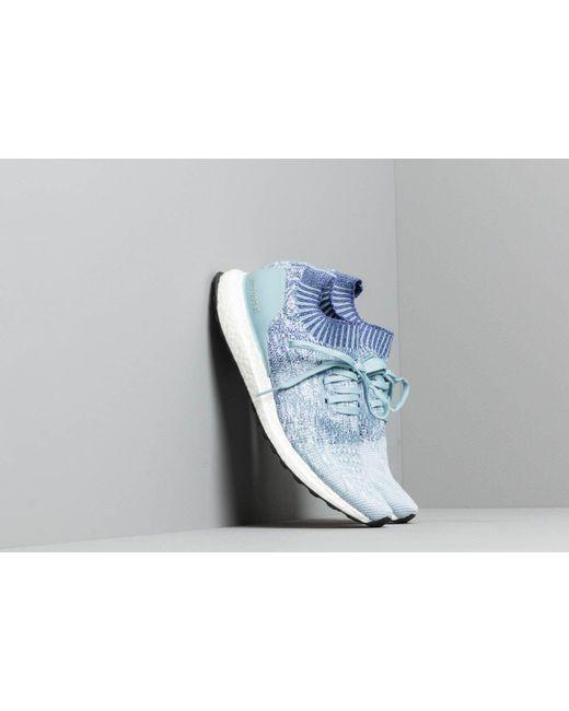 6bbe05c57af2a Adidas Originals - Adidas Ultraboost Uncaged Ash Grey  Active Blue  Shock  Red for Men ...