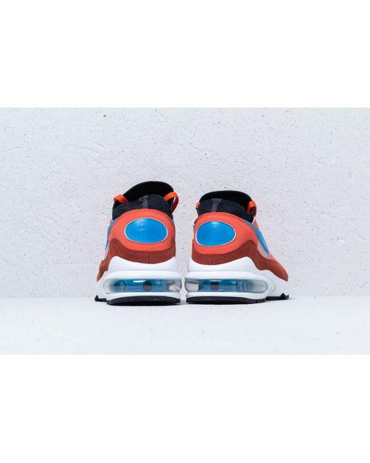 Negro (Black Taupe) Nike Air Max 93 Vintage Coral  Blue Nebula footshop 9dbdb5b8c