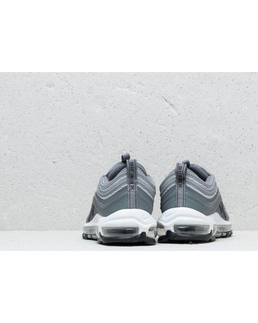 buy online c44c6 2cac1 Men's Gray Air Max 97 Essential Cool Grey/ Wolf Grey-anthracite-white