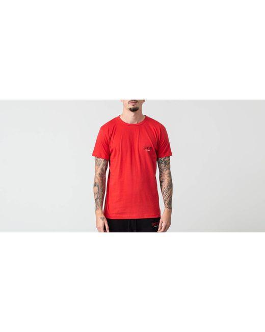 Footshop Ftshp X Rytmus Icon Tee Red for men