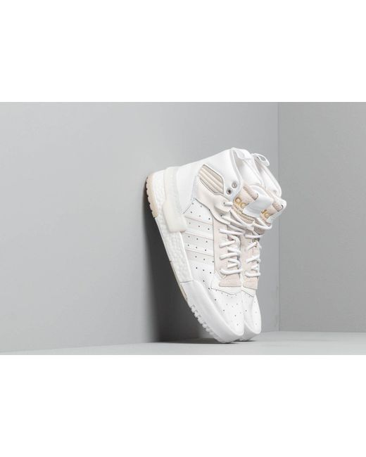 timeless design 9196a 801d9 Adidas Originals - Adidas Rivalry Rm Footwear White  Chalk White  Raw White  for Men ...