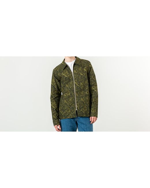 Harry Jacket Military Khaki A.P.C. en coloris Green