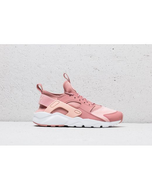 8f7a61fc80a45 Nike SportswearAIR HUARACHE RUN ULTRA SE (GS) - Trainers - rust pink storm