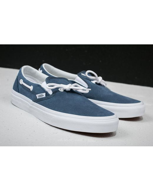 Vans Lacey 72 (Suede) Leather Lace/ Classic White qeAESld4