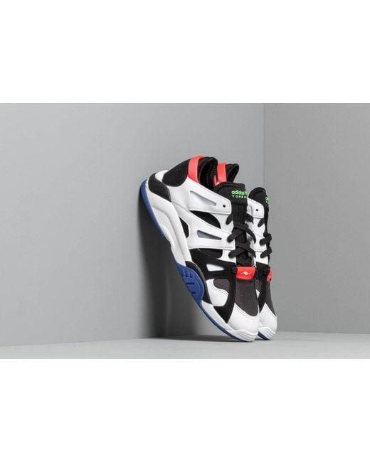 adidas Originals Dimension Low Sneakers Core BlackFootwear WhiteActive Blue