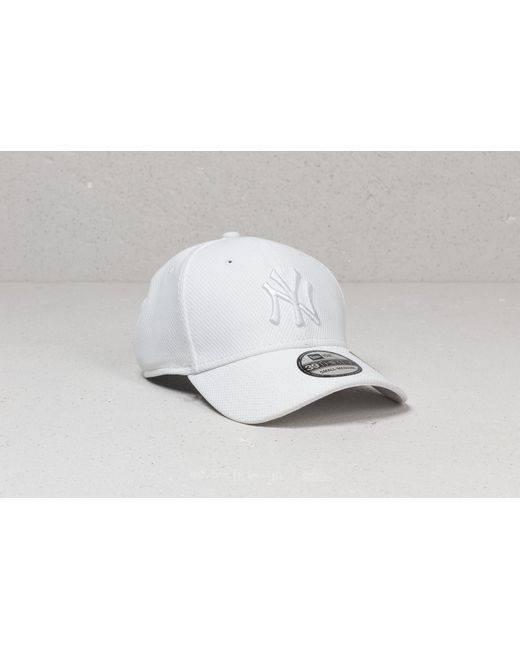 KTZ - 39thirty Mld Diamond Era New York Yankees Cap White for Men - Lyst ... 3f2d7daebed0