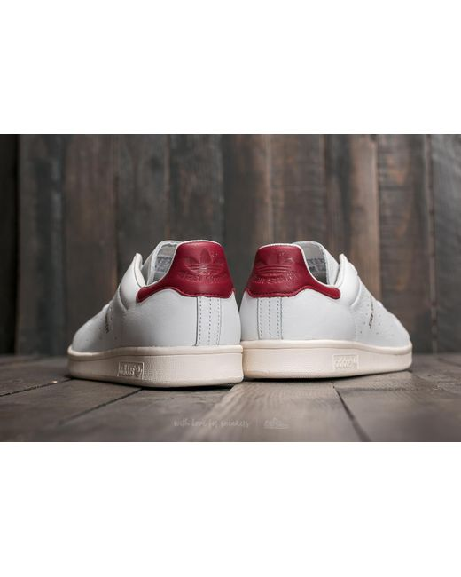 Lyst Adidas Originali Adidas Stan Smith Ftw Bianco / Ftw Bianco / Core