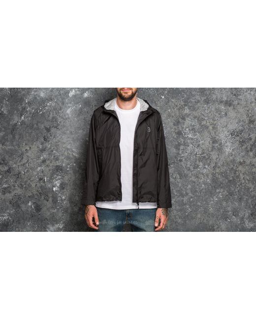 Footshop - Polar Skate Co. Oski Jacket Black for Men - Lyst