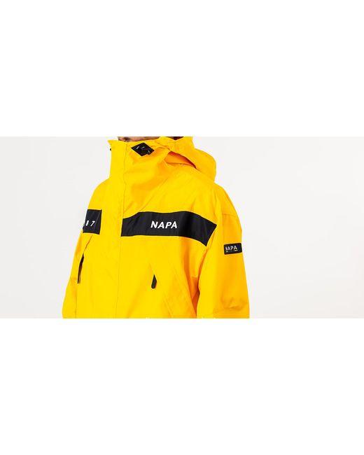 Epoch Summer Jacket Yellow NAPA by NAPAPIJRI pour homme