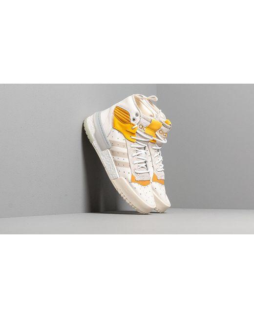 1843bf86 Men's Adidas Rivalry Rm Cloud White/ Crystal White/ Core White