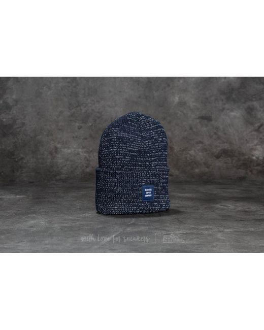 Herschel Supply Co. - Blue Abbott Reflective Hat Navy Reflective for Men - Lyst
