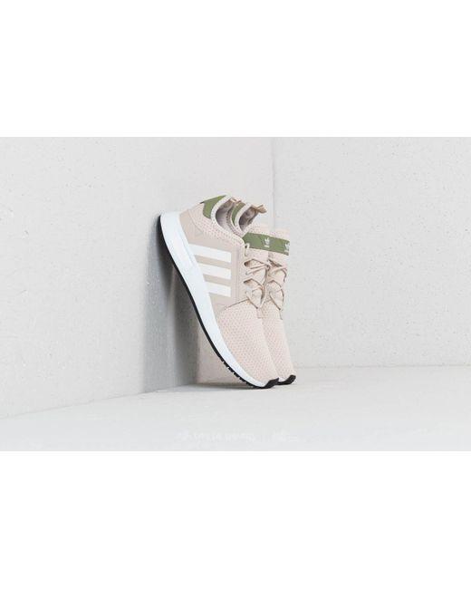 Adidas Originals - Adidas X plr Cream Brown  Footwear White  Tracar for Men  - Lyst ... 568a39f5b