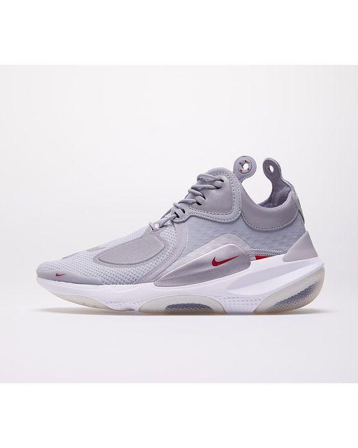 Joyride CC3 Setter / MMW Wolf Grey/ White-Black-University Red Nike de hombre de color Gray
