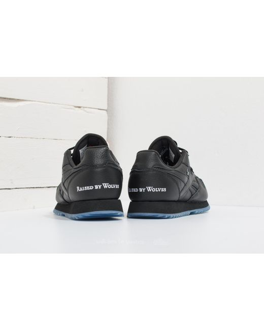 Reebok X Raised by Wolves Classic Leather Ripple Gore-Tex / Black-Ice gWxXYzGUDT