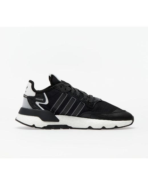 Adidas Nite Jogger Core Black/ Core Black/ Ftw White Adidas Originals de hombre
