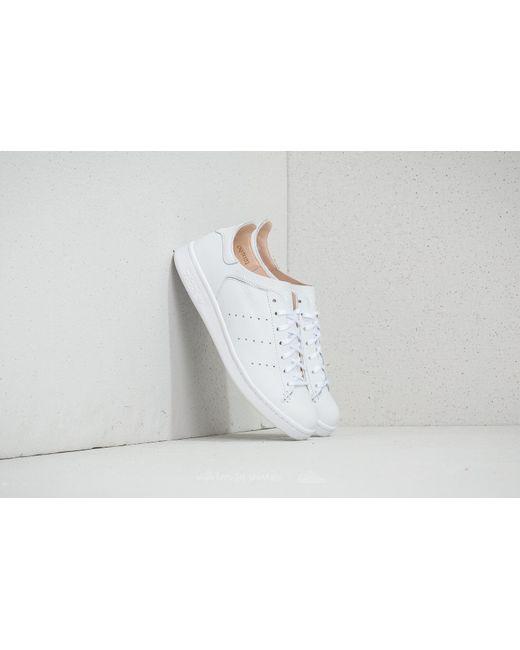 Lyst Adidas Adidas Lyst Originals Adidas Stan Smith Leather Sock Ftw Blanco 7aba5a