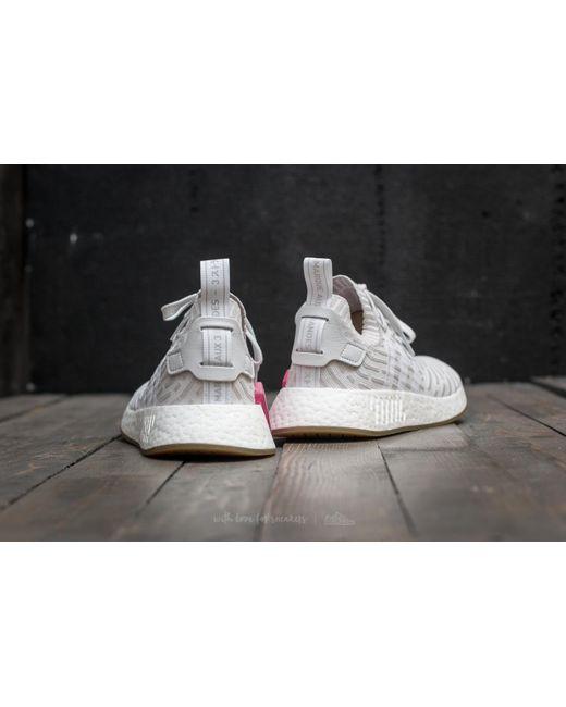 adidas Adidas NMD_R2 Primeknit W Footwear / Footwear / Shock Pink