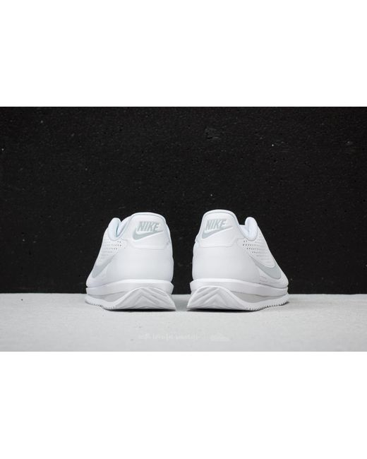 ... Nike - Cortez Ultra Moire White/ Pure Platinum for Men - Lyst ...