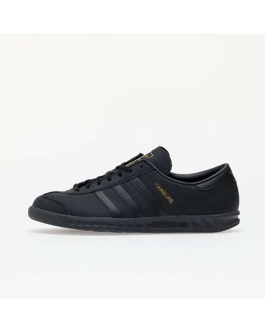 Adidas Hamburg Core Black/ Core Black/ Gold Met. Adidas Originals pour homme