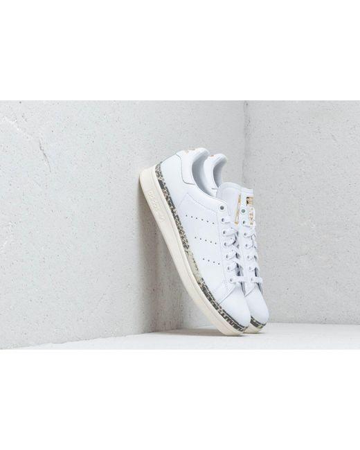 online retailer 3a601 53f82 Women's Adidas Stan Smith New Bold W Ftw White/ Off White/ Supcol