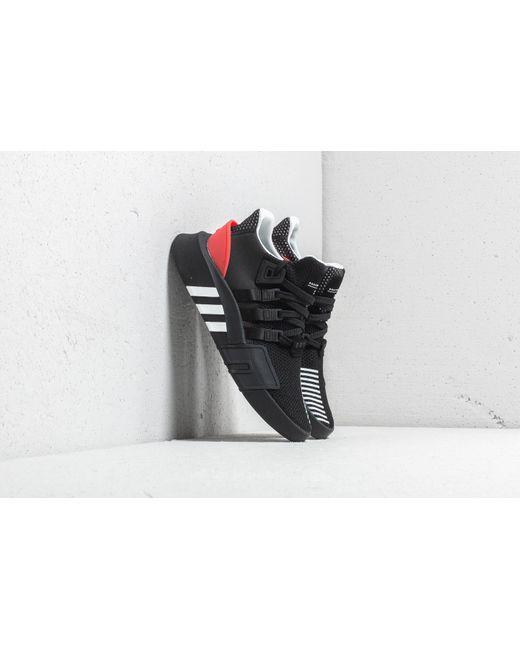 Lyst adidas originali adidas eqt piu 'avanzata nucleo nero / ftw bianco