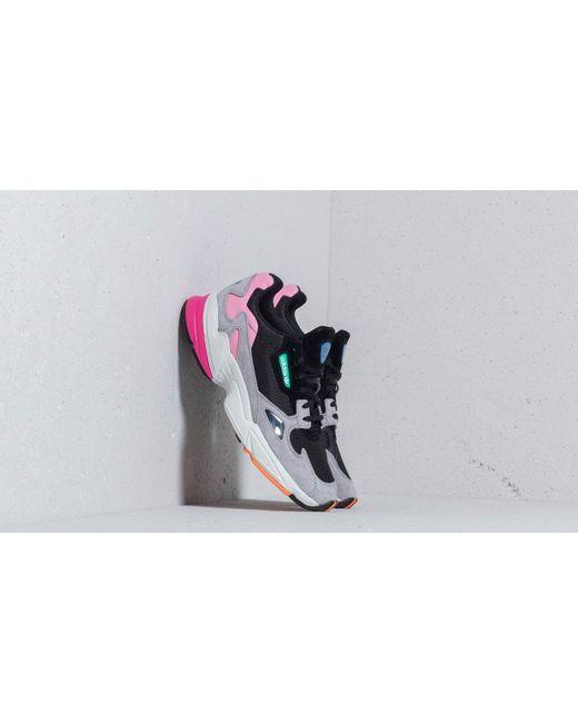Adidas Originals Adidas Falcon W Core Black Core Black Light Pink