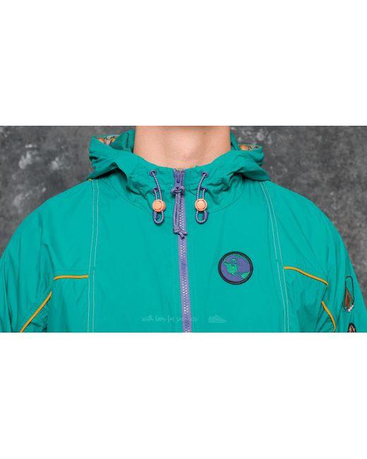 995b3fb92b5d ... Adidas Originals - Adidas Hu Hiking Pack Windbreak Equipment Green for  Men - Lyst ...