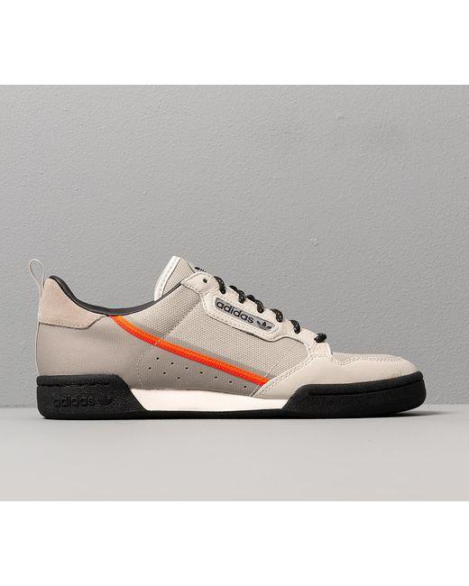 Adidas Continental 80 Sesame/ Orange/ Raw White
